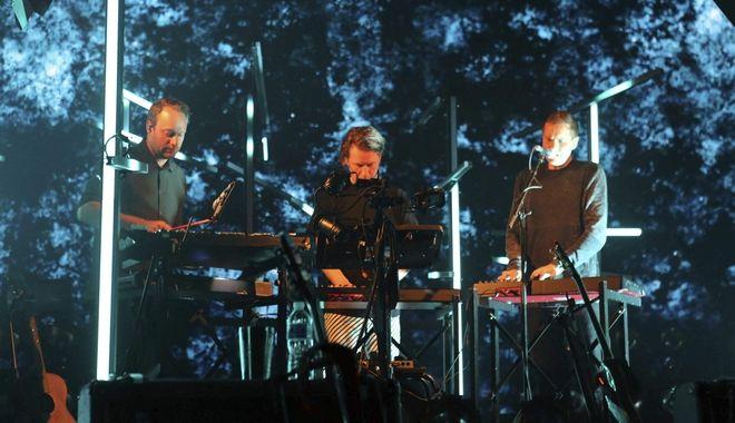 Οι Sigur Ros σε συναυλία τους