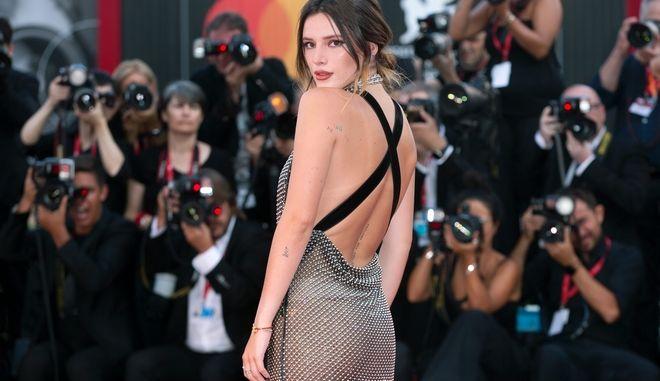 Η ηθοποιός Bella Thorne αύξησε τις καταθέσεις της κατά 1 εκατ. δολ. σε ένα βράδυ χάρη στον λογαριασμό που άνοιξε στο Onlyfans.