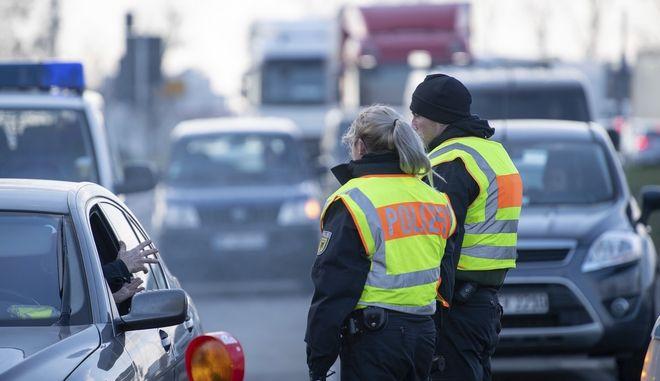 Γερμανοί αστυνομικοί