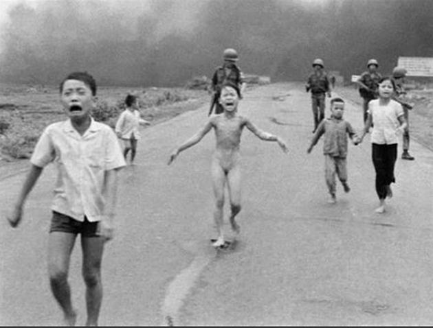 Η φρίκη του πολέμου