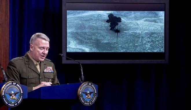 """Θάνατος Μπαγκντάντι: Καρέ-καρέ η επιχείρηση για την """"εξολόθρευση"""" του ηγέτη του ISIS"""