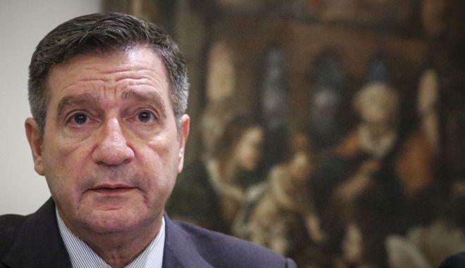 Ο δήμαρχος Αθηναίων Γιώργος Καμίνης