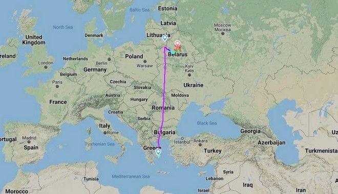 Πτήση από Αθήνα για Λιθουανία προσγειώθηκε στη Λευκορωσία - Συνέλαβαν αντιπολιτευόμενο δημοσιογράφο