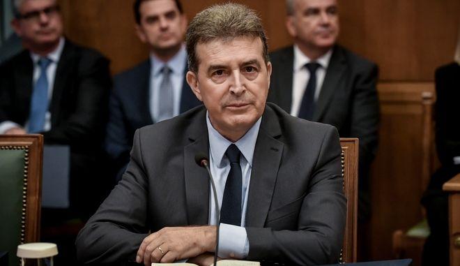 Ο Μιχάλης Χρυσοχοΐδης