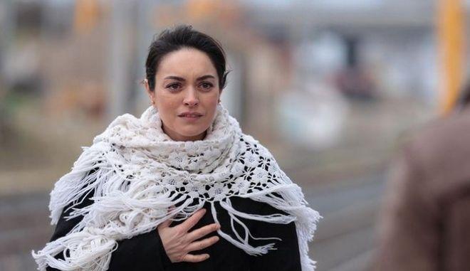 Η ηθοποιός Ezgi Mola