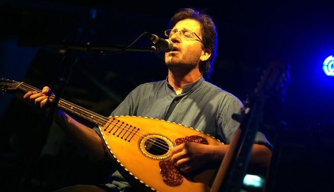 Φωτό αρχείου: Συναυλία Θανάση Παπακωνσταντίνου