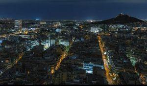 Η Αθήνα τη νύχτα - Ένα μαγικό βίντεο για την πόλη που αλλάζει