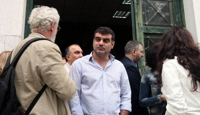 Στα δικαστήρρια της Ευελπίδων δικάζεται την Πέμπτη 1 Νοεμβρίου 2012, με τη διαδικασία του αυτοφώρου ο δημοσιογράφος Κώστας Βαξεβάνης για την δημοσίευση της φερόμενηης ως «λίστας Λαγκάρντ»  στο περιοδικό του HOT DOC. Ο Κώστας Βαξεβάνης συνελήφθη την Κυριακή με την κατηγορία για παραβίαση του νόμου περί προσωπικών δεδομένων. (EUROKINISSI)