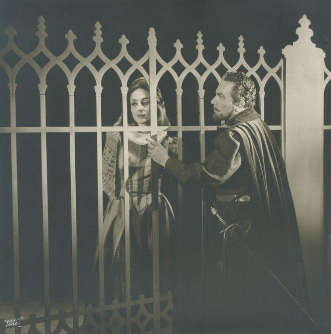 Ατζαλένιο γοβάκι (Πωλ Κλωντέλ) Εθνικό Θέατρο 1964