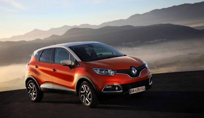 Renault Captur - Τo οικονομικότερο crossover πόλης έφτασε!
