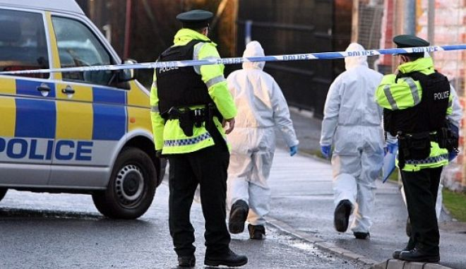Σύλληψη υπόπτου για τον θάνατο αστυνομικού στη Βόρεια Ιρλανδία