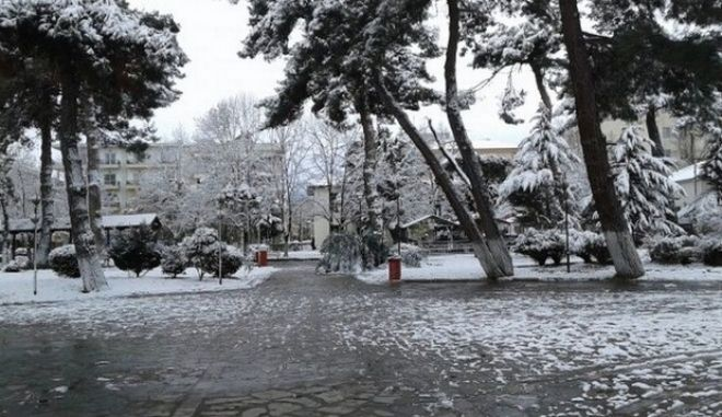Χωρίς θέρμανση ολόκληρη η πόλη της Πτολεμαΐδας