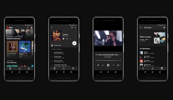 YouTube Music και YouTube Premium διαθέσιμα πλέον και στην Ελλάδα!