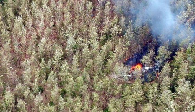 Κόστα Ρίκα: 12 νεκροί από συντριβή μικρού αεροσκάφους
