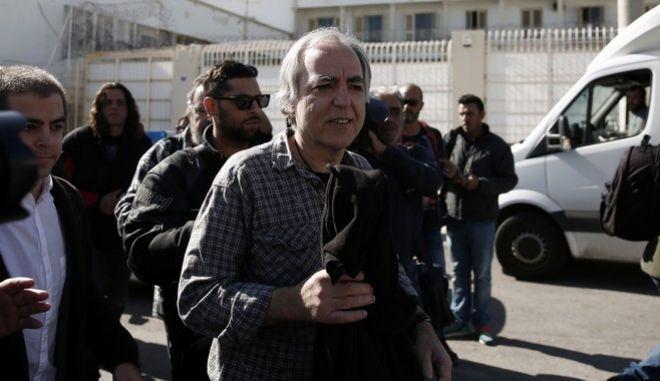 Απεργία πείνας ξεκινά ο Δημήτρης Κουφοντίνας - Απορρίφθηκε νέα αίτηση άδειας του