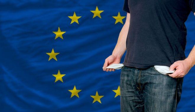 Εκεί στο Νότο, η ανεργία κάνει κρότο. Η άνιση ΕΕ και το ελληνικό πρόβλημα