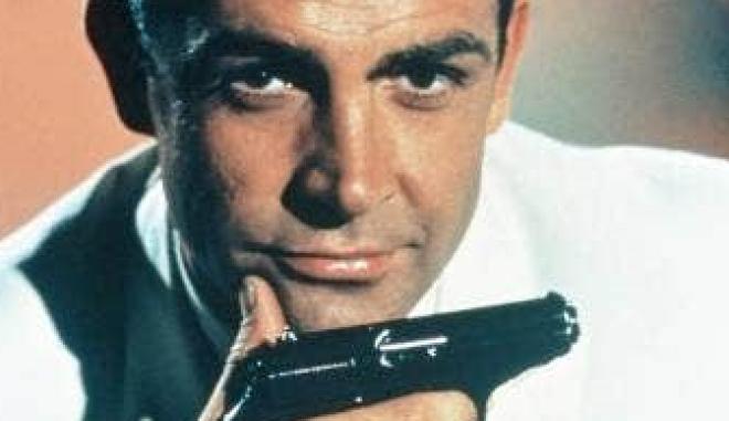 Σον Κόνερι: Πωλείται το πιστόλι του πράκτορα 007