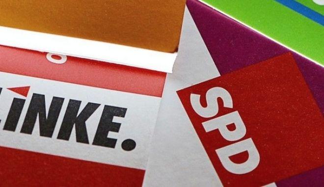 Στο Σάαρλαντ η πρώτη πιθανή συνεργασία SPD - Die Linke