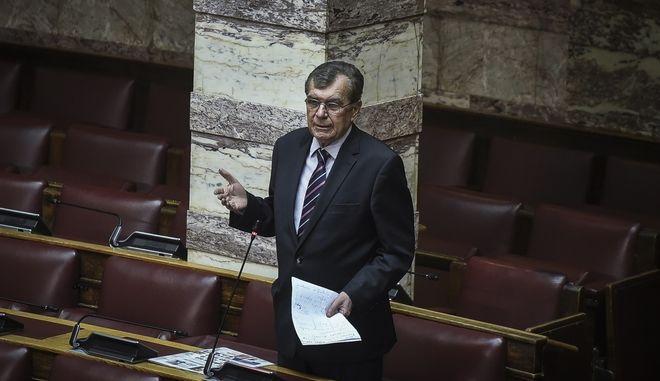 Ο βουλευτής Δημήτρης Κρεμαστινός