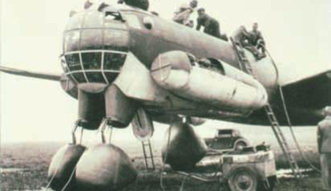 Μηχανή του Χρόνου: Το 'ιπτάμενο τέρας' του Χίτλερ
