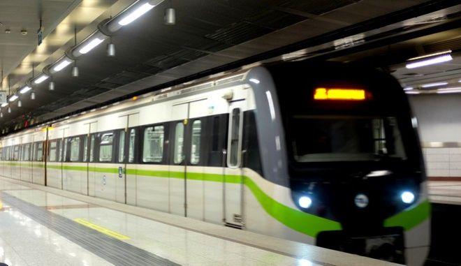 Στιγμιότυπο από το Μετρό