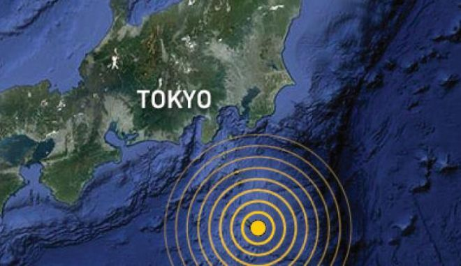 Ισχυρός σεισμός 7,8 ρίχτερ στην Ιαπωνία