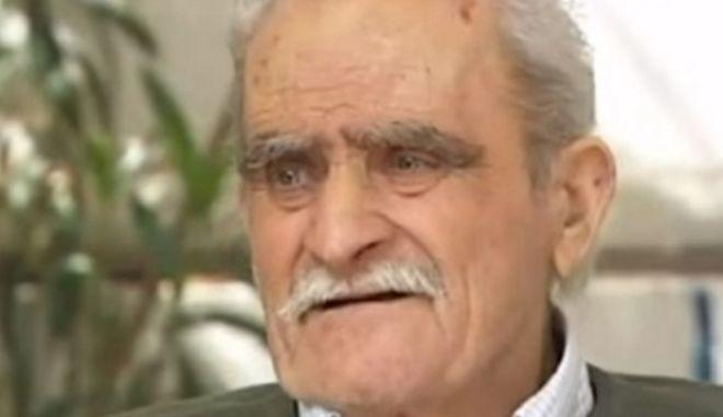 Τραγική ειρωνεία: 80χρονος νεφροπαθής πέθανε λίγο μετά τη συνέντευξή του στο Mega