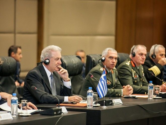 Υπογραφή Συμφωνίας για την αμυντική συνεργασία Ελλάδας - Ρωσίας