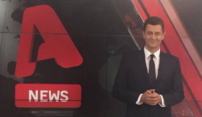Πρώτο έκλεισε τη σεζόν το κεντρικό δελτίο ειδήσεων του Alpha