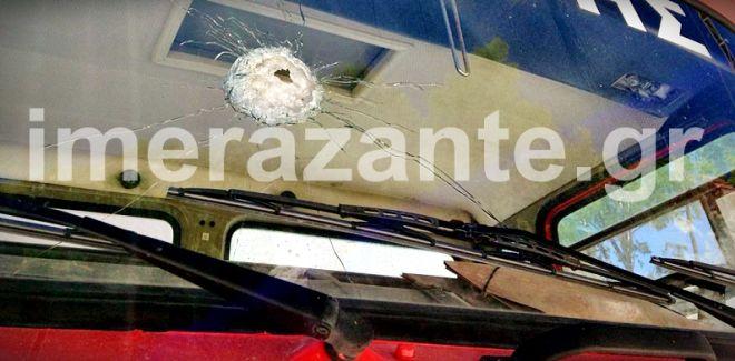 Ζάκυνθος: Πυροβόλησαν οχήματα στον υπό κατασκευή ΧΥΤΥ στη θέση Λίβας