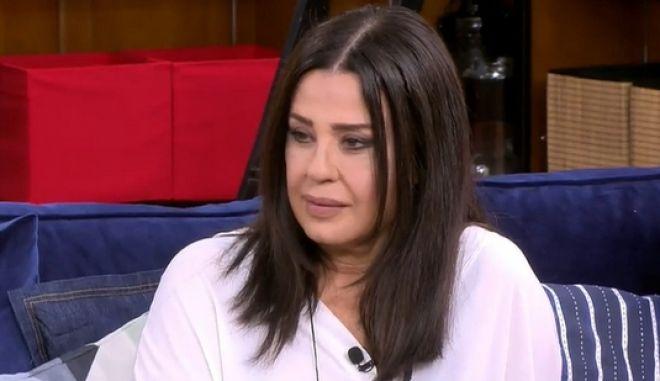 Η Μαρία Τζομπανάκη