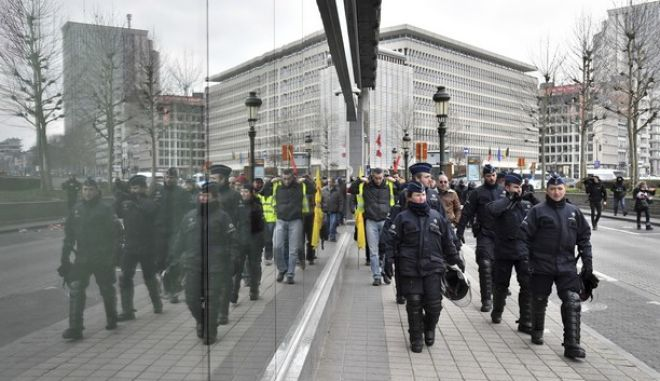 Βέλγοι αστυνομικοί