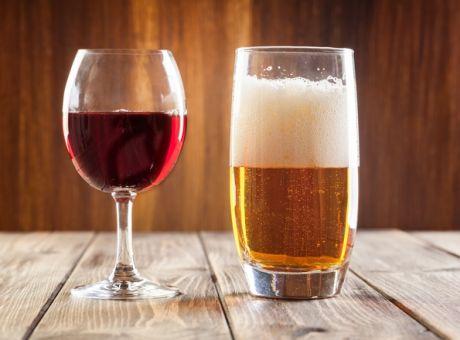 Μπίρα πριν από το κρασί ή κρασί πριν από τη μπίρα  - Life Guide ... 7b0f52b88a5