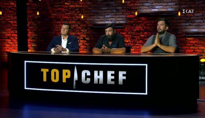 Οι κριτές του Top Chef