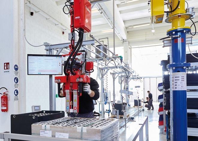 Η SUNLIGHT επεκτείνει τη μεγαλύτερη βιομηχανική μονάδα παραγωγής μπαταριών έλξης