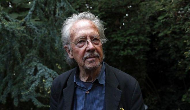O Νομπελίστας Peter Handke