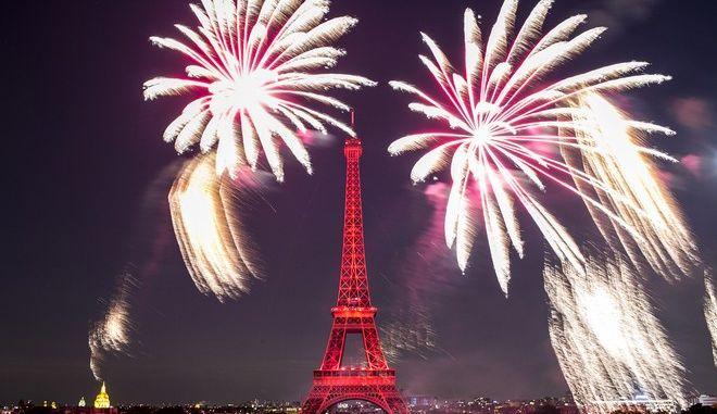 Εθνική γιορτή της 14ης Ιουλίου στο Παρίσι, το 2019