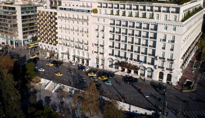 Ξενοδοχεία στο κέντρο της Αθήνας