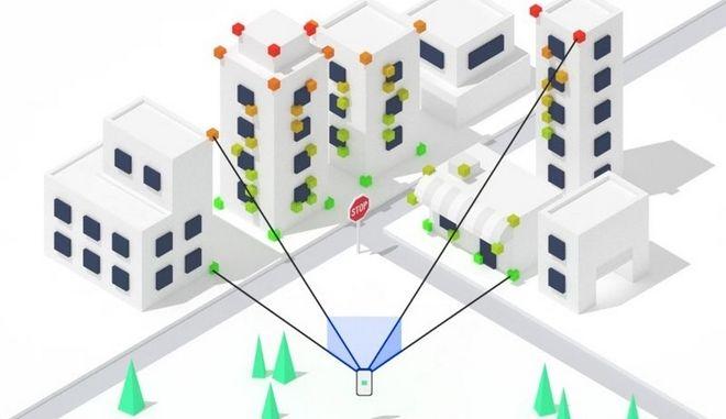 Facebook: Εξαγόρασε τη Scape Technologies για καλύτερη εύρεση τοποθεσίας