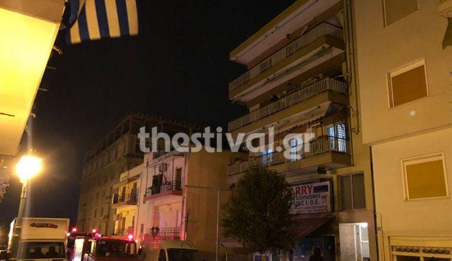 Τραγωδία στη Θεσσαλονίκη: 14χρονος έπεσε από ταράτσα - Ανέβηκε για να δει πυροτεχνήματα
