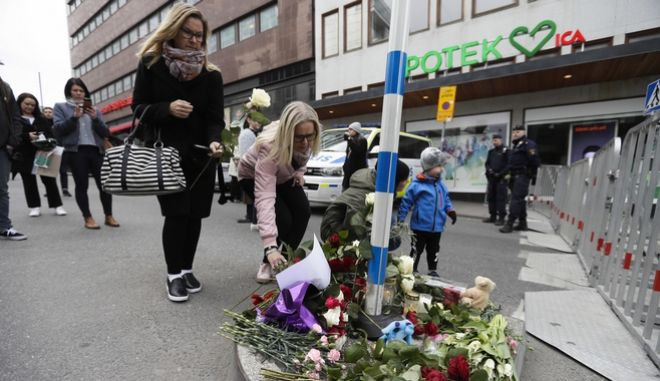 Στοκχόλμη: Ο κύριος ύποπτος της επίθεσης με φορτηγό δήλωσε ένοχος για τρομοκρατία