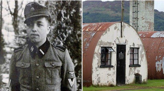 Πρώην στρατιώτης των SS άφησε όλη του την περιουσία σε χωριό της Σκωτίας