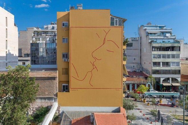 Η τοιχογραφία