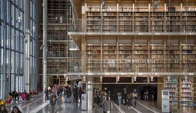 Εθνική Βιβλιοθήκη: Νέο διευρυμένο ωράριο λειτουργίας