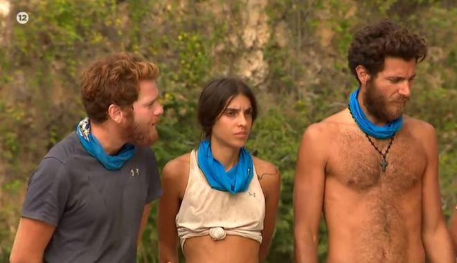 "Survivor 4: Η κόντρα ανάμεσα σε Τζέιμς και Σάκη συνεχίζεται - ""Μάθε να μιλάς"""