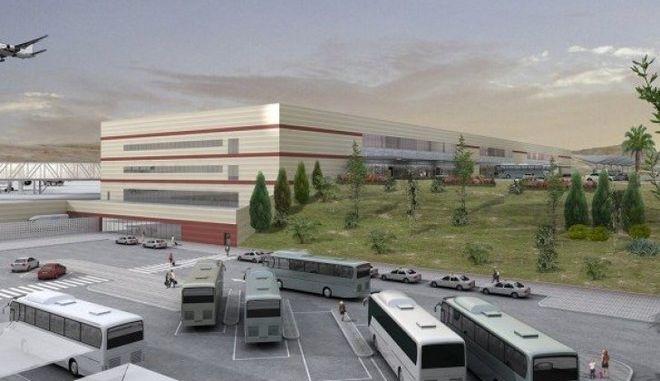 Νέο Αεροδρόμιο Καστελίου