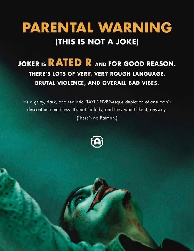 Joker: Σε ποια χώρα μπορείς να τον δεις από τα 12 σου. Η Ελλάδα και οι άλλες χώρες των 18 ετών και άνω