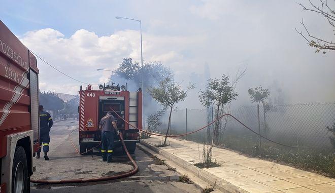 Υπό έλεγχο τέθηκε η φωτιά στην Ανάβυσσο