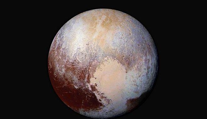 Ο πλανήτης Πλούτωνας