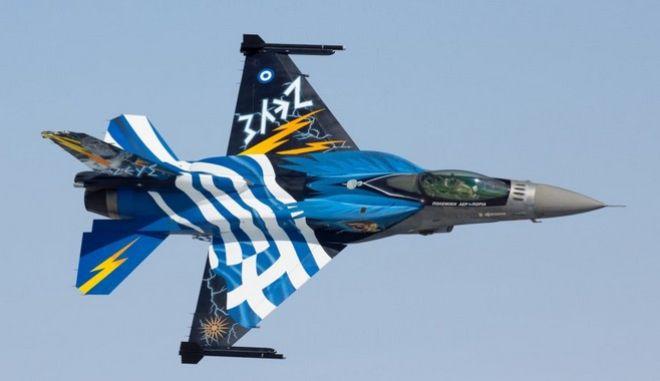 Η Πολεμική Αεροπορία γιορτάζει και προσφέρει υπερθέαμα στο Φλοίσβο